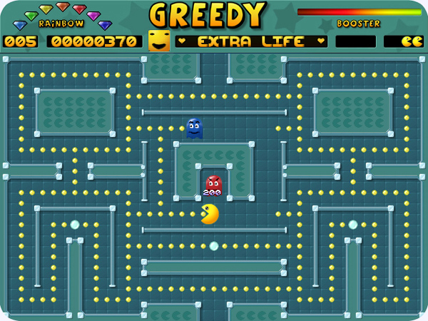 Close : Screenshot greedy game